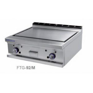 Fry-tops a gas y eléctrico FTG-92/M Serie 900
